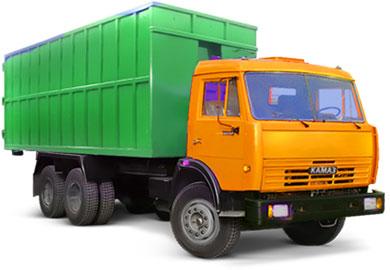 Цена вывоза мусора в Москве
