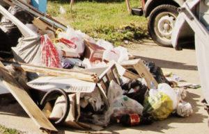 Вывоз мусора контейнером 8 м3 в Москве