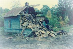 Цена за снос деревянного дома и вывоз мусора