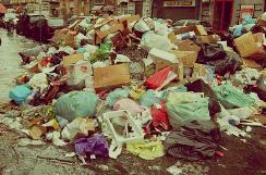 Вывоз мусора в ЦАО